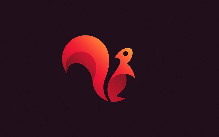 Behance :: Animal Logos Vol 3 by Tom Anders Watkins