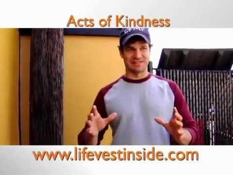 "Life Vest Inside - Kindness Boomerang - ""One Day ..."