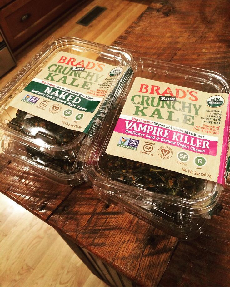 This was such a great deal had to post on brads kale chips! Publix in Vestavia AL location had buy one get one free. I paid $2.50 each for these. I have spent upward to $7 piece for this brand.  Love this kale!! Check your local publix store and see if they are running this special. Score!!  vampire killer brand entire container 14 g fat 10 G protein 26 carbs   #lowcarb#vitamina#iron#nodairy #nogmo #nosoy #noprocessedfood #wholefoodnutrition #perfectsnack#micronutrients…