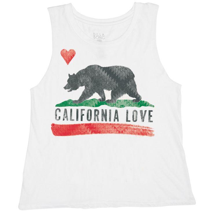 Bears Republic Muscle Tank | Billabong US