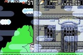 Super Mario Advance 2 : Super Mario World - GBA