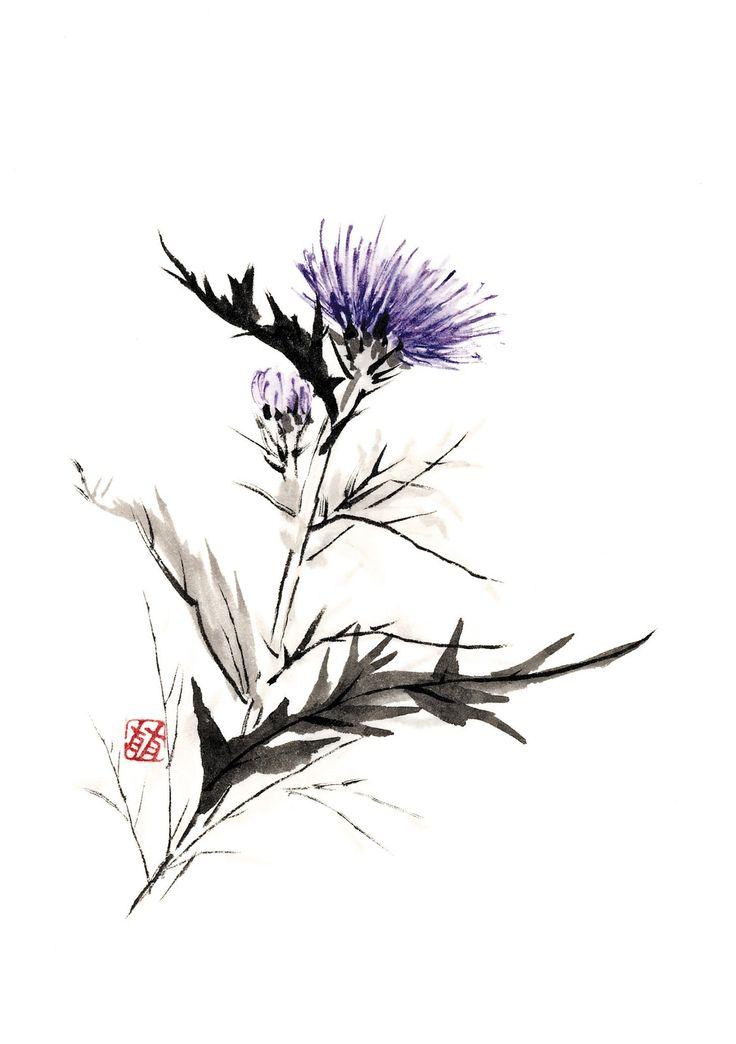Art Collection: Watercolor Korea 3