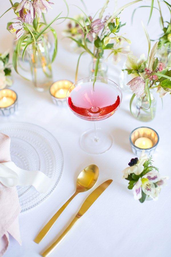 30 best Wedding theme: rose quartz and gold images on Pinterest ...