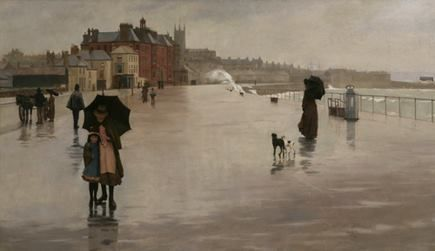 """'THE RAIN, IT RAINETH EVERY DAY' 