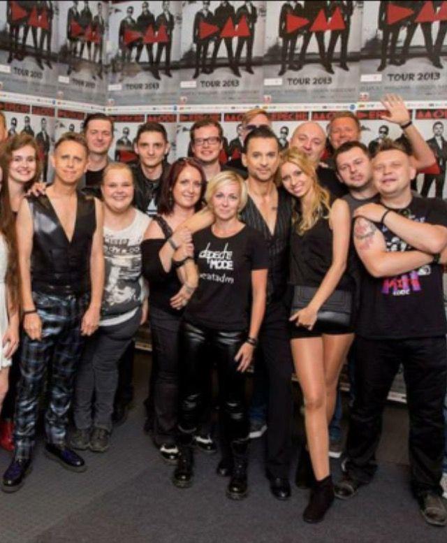 meet and greet depeche mode mannheim 2014