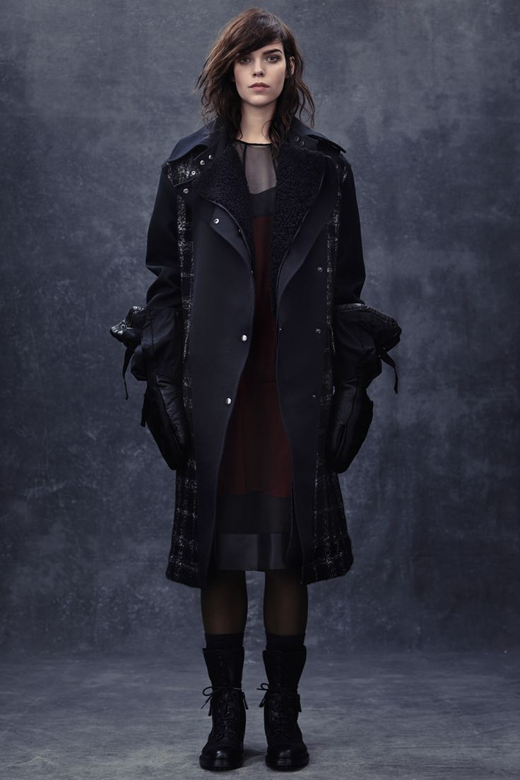 Belstaff Fall 2014 RTW - Runway Photos - Fashion Week - Runway, Fashion Shows and Collections - Vogue
