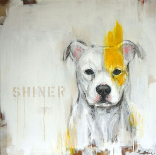shiner by heather lahaise