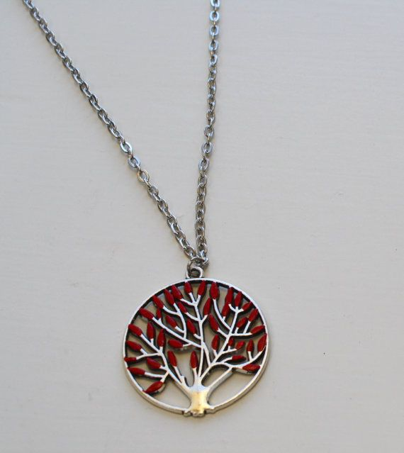 Heart Tree Necklace Game of Thrones Jewellery by BijouxMalou: Thrones Jewellery, Dream Closet, Tree Necklace, Necklace Game, Game Of Thrones, Heart Tree
