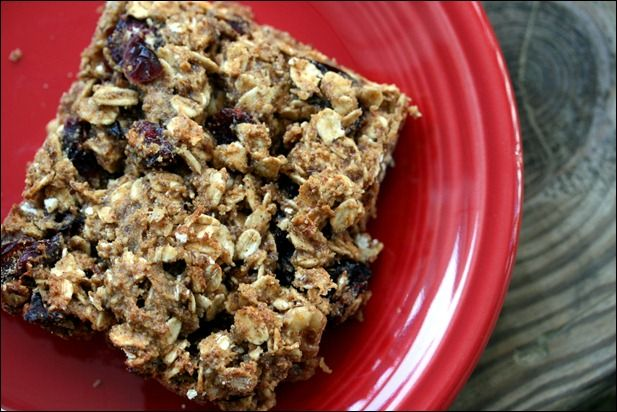 vegan gluten free granola bars- this website is by a registered dietician- lots of healthy recipes