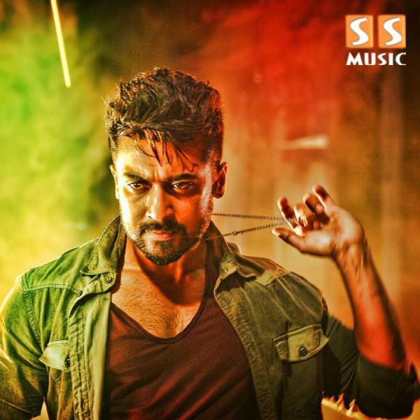 Fans listen to the full songs from Suriya's Anjaan  Yuvan's rocking album right here