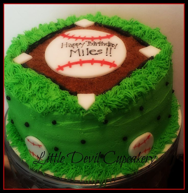 85 best Baseball theme cakes images on Pinterest Baseball party