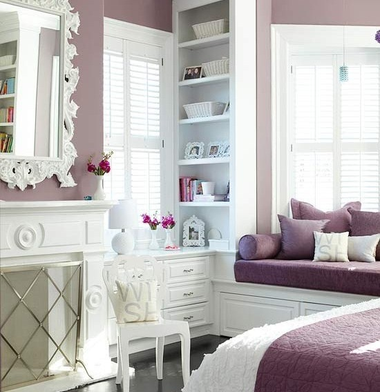 someday I will get a plum room
