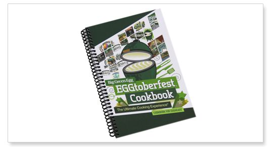 big green egg cookbook pdf
