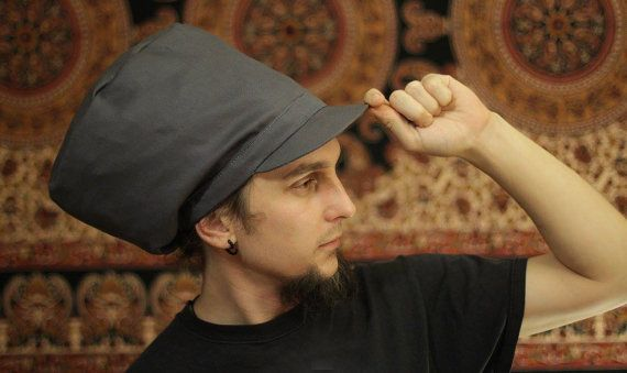 Dreadbag  grey dreadlocks cap dreads rasta reggae by WuSquared