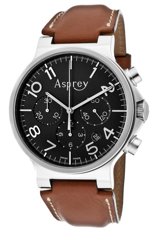 Price:$2169.00 #watches Asprey of London 1013095-BR, Asprey has developed over generations into the finest British jeweller and luxury goods house, and become a name synonymous with refinement and luxury. As ever, each Asprey product is made with the most exacting craftsmanship using only the finest materials.