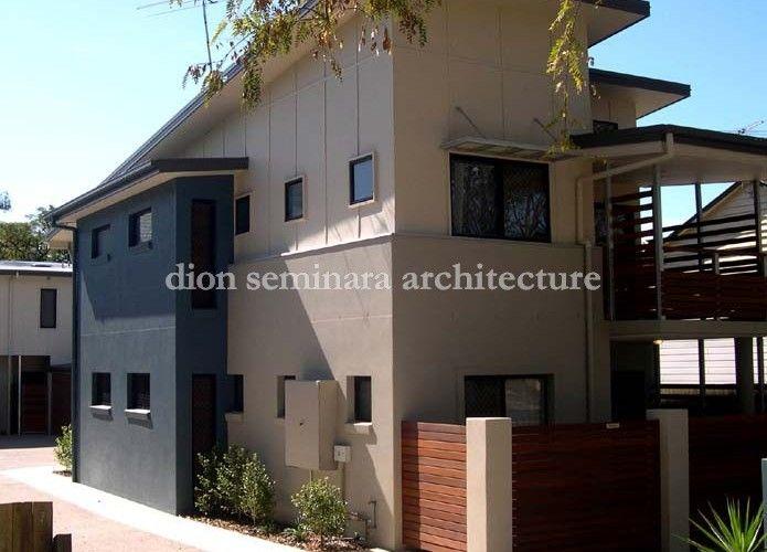 Redcliffe Apartments by Brisbane Architect Dion Seminara Architecture