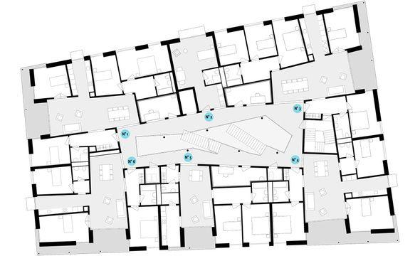 die besten 25 wohnungsgrundrisse ideen auf pinterest sims 3 h user planen 3d haus pl ne und sims. Black Bedroom Furniture Sets. Home Design Ideas