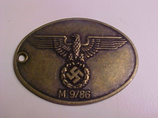 Nazi WWII German Gestapo police badge For Sale at GunAuction.com ...