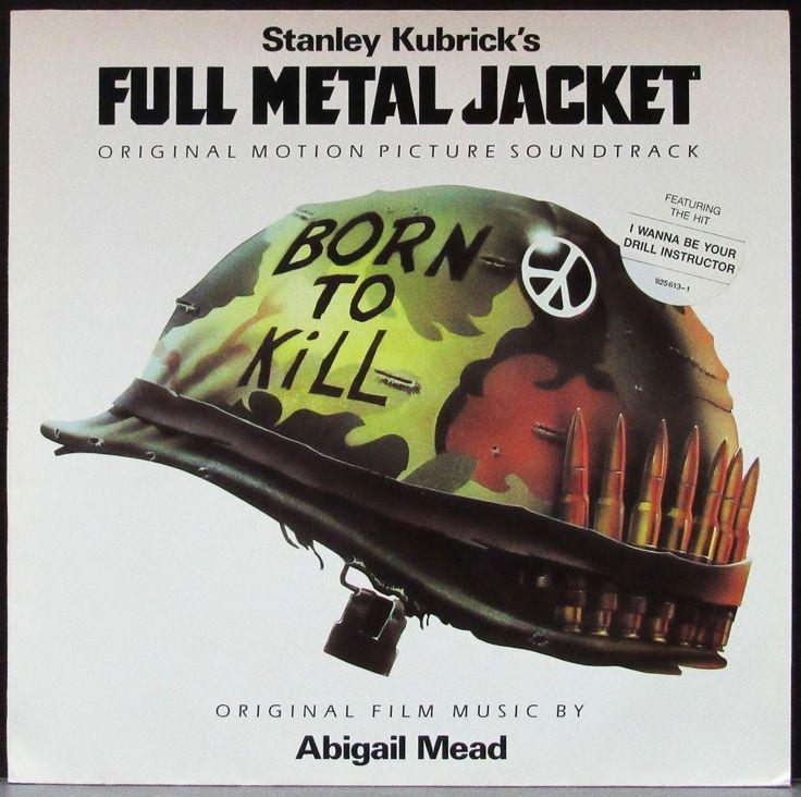 Постер Full Metal Jacket - Цельнометаллическая оболочка