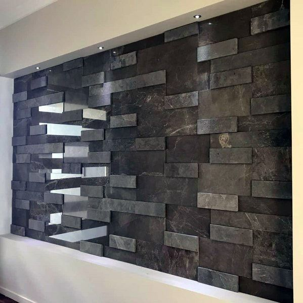Top 50 Best Textured Wall Ideas Decorative Interior Designs In 2020 Textured Walls Interior Wall Design Wallpaper Interior Design #textured #accent #wall #living #room