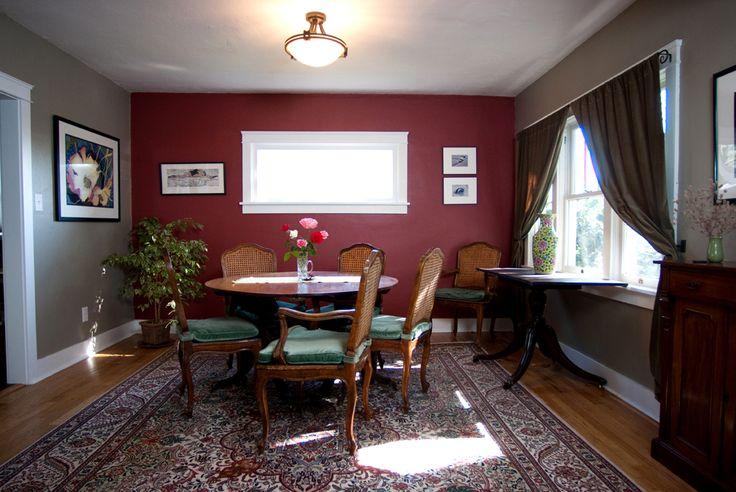 17 best ideas about burgundy walls on pinterest burgundy for Burgundy living room designs