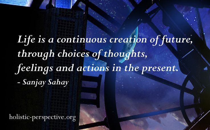 Theory of Holistic Perspective | Creating future