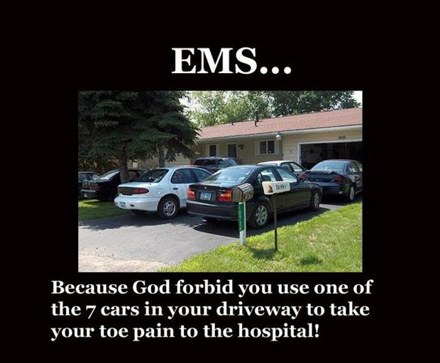 Paramedics Can Be So Funny- 39 pics