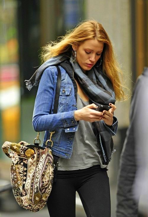 Blake Lively | casual