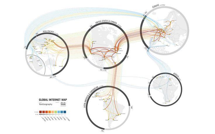 Internet Map 2009