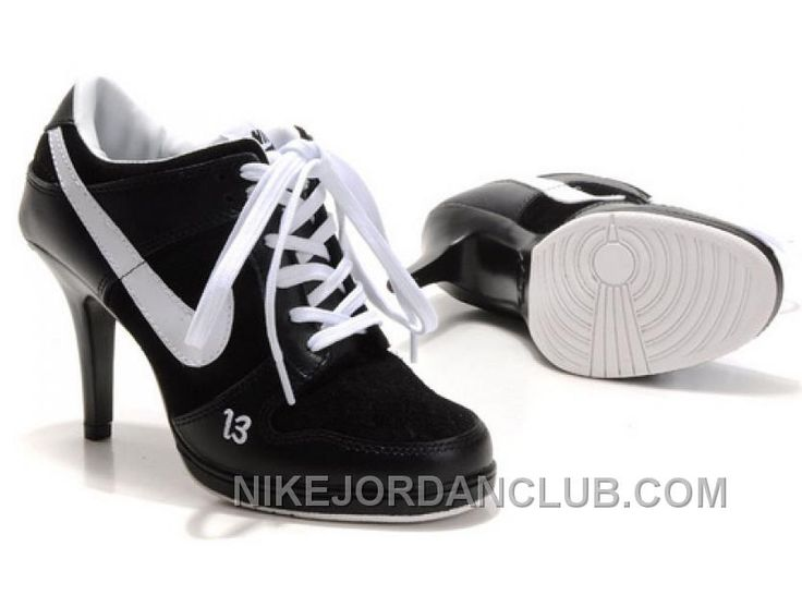 http://www.nikejordanclub.com/womens-nike-dunk-high-heels-low-shoes-black-white-new-release.html WOMEN'S NIKE DUNK HIGH HEELS LOW SHOES BLACK/WHITE NEW RELEASE Only $76.44 , Free Shipping!
