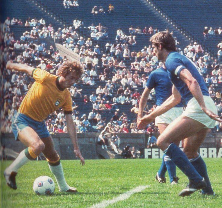 Falcão and Giacinto Facchetti -1976
