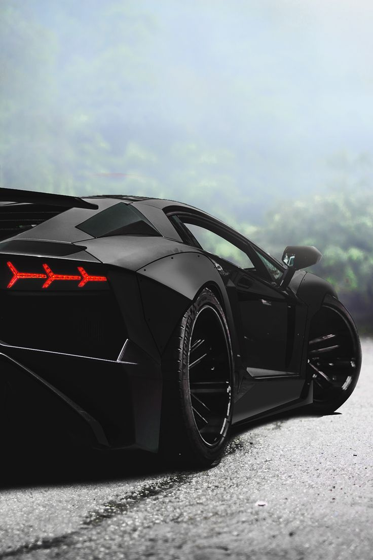 Superior Luxury — envyavenue:   Murdered Aventador.