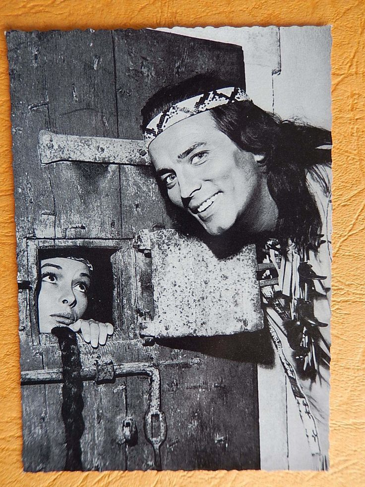 Karl May - Winnetou - Postkarte Freihoff Verlag Nr. 905 | eBay