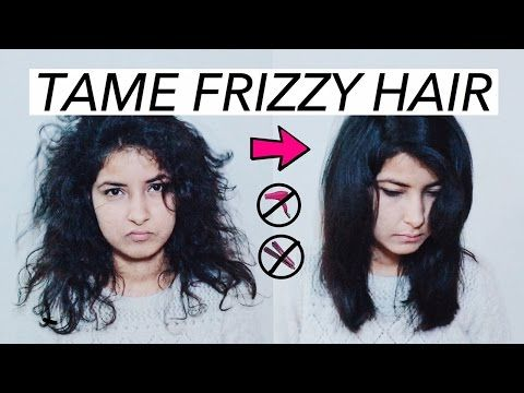 how to get poofy wavy hair
