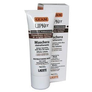 Купить Маска для восстановления сухих секущихся волос UPKer, 75 мл [Guam] [Upker] - Уход за волосами - Для сухих и поврежденных волос - Каталог - Интернет-магазин органической и натуральной продукции OneBIO