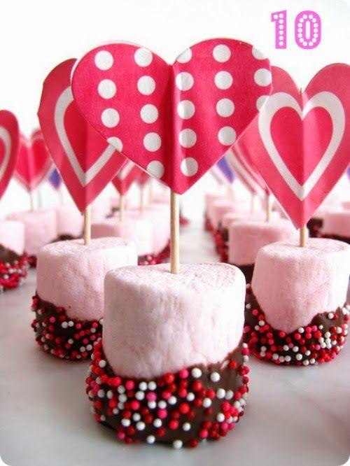 Detalles por San Valentin