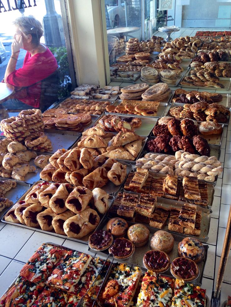 Mara's Italian Pastry..... the BEST!!!!! in North Beach, San Francisco....a day in the city with my daughter xoxo