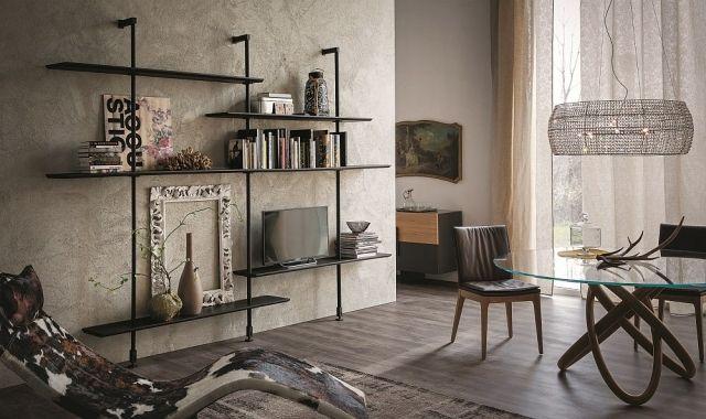 meubles design: étagère Airport par Giorgio Cattelan