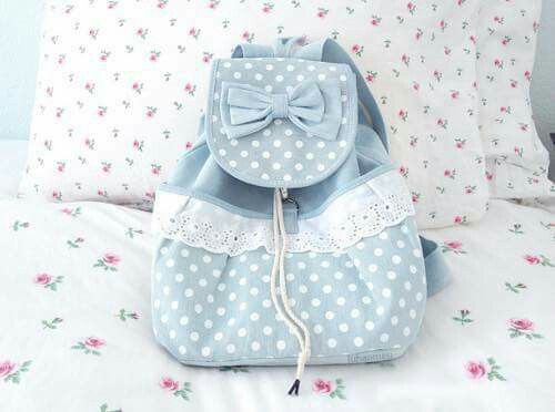 This bag is so cute