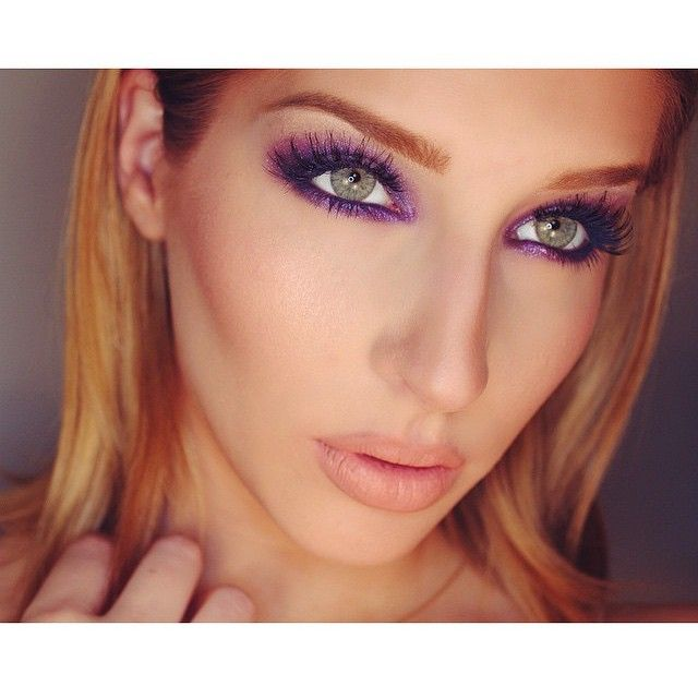 "Desio - Sensual beauty lenses in color ""Desert Dream"" on blue eyes. 