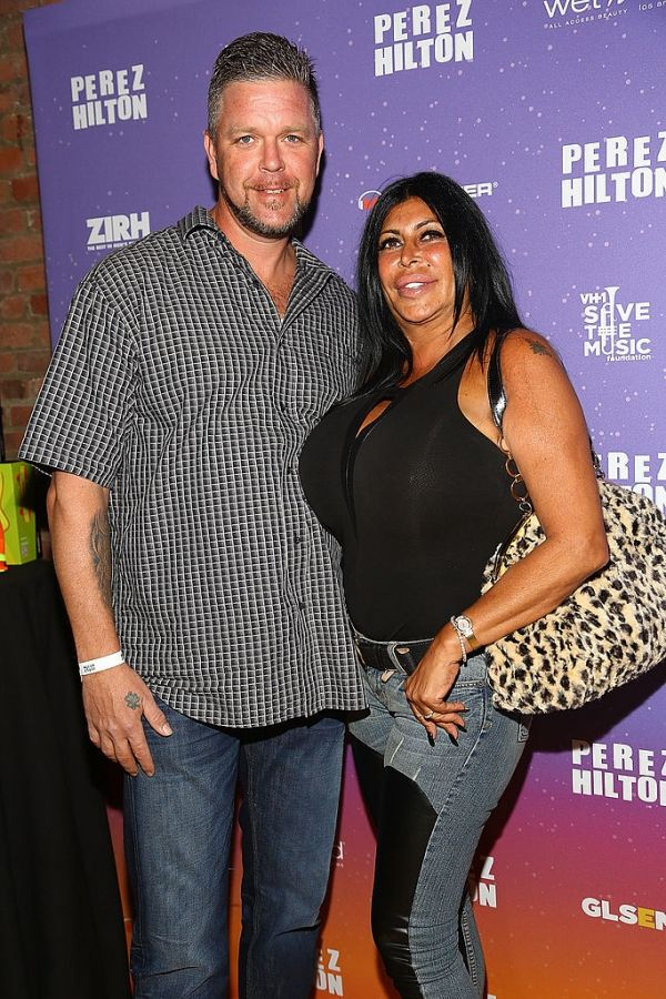 'Mob Wives' Big Ang's Husband Neil Posts Touching Tribute On Twitter After Her Death [PHOTO] #news #fashion
