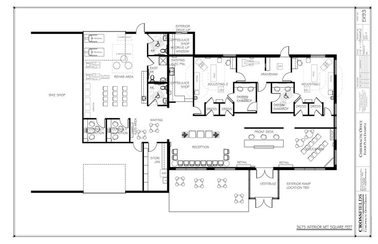 Chiropractic Office Floor Plans 60 Contemporary Designs: 17 Best Ideas About Office Floor Plan On Pinterest