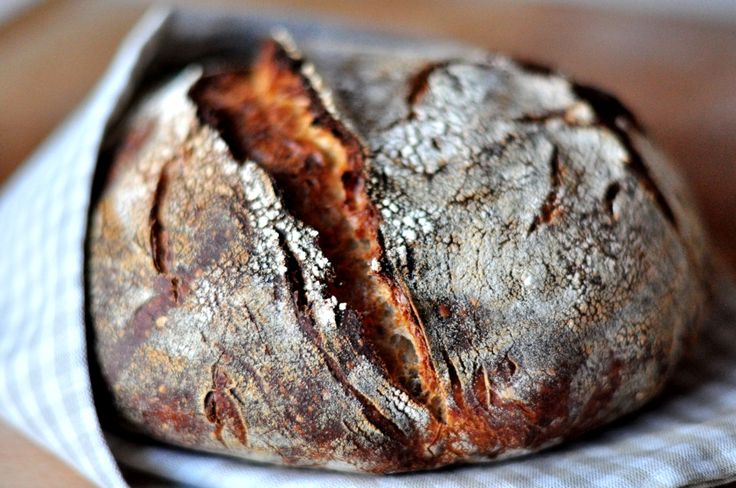 Bread and Companatico | 48-Hour Italian Rustic Sourdough Loaf with ...