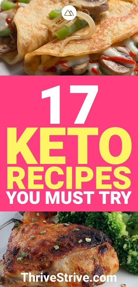 17 Keto Recipes That'll Make You Forget You're On a Diet | Keto Diet Suplement 7