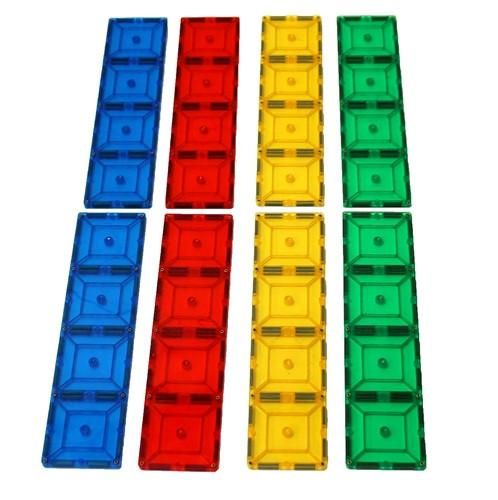 Magnetic Stick N Stack SHAPE MAGS set of 8 12x3 long Magnetic tile, Creates Bridges Tunnels and much more Set of 8 12x3 long tiles with magnets in all 4 sides and in the middle. #shapemags #kids #creative #art #toys #kidtoys #parents #arts #creative #art #toys #puzzle #magnetictoys #hobby #kid #DIY #diytoys #toddler #toddlertoys #mom #parents #children…