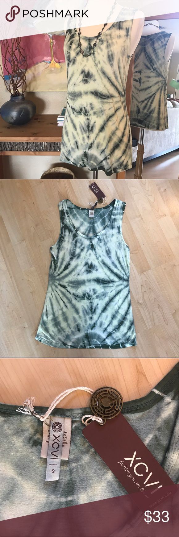 Selling this XCVI tunic tank on Poshmark! My username is: palm78. #shopmycloset #poshmark #fashion #shopping #style #forsale #XCVI #Tops