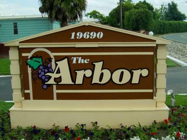 Arbor Mobile Home Park In Acampo CA Via MHVillage
