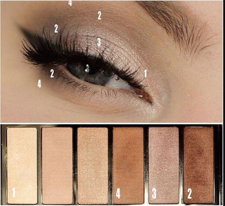 eye makeup tutorial; eye makeup for brown eyes; eye makeup natural;  Eyemakeup  …