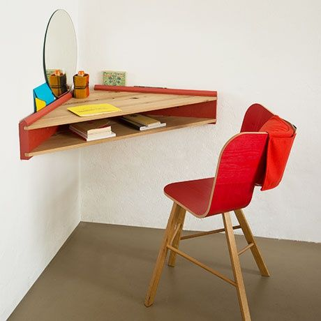 Briccola-ge Tisch/Regal - Rot - alt_image_three