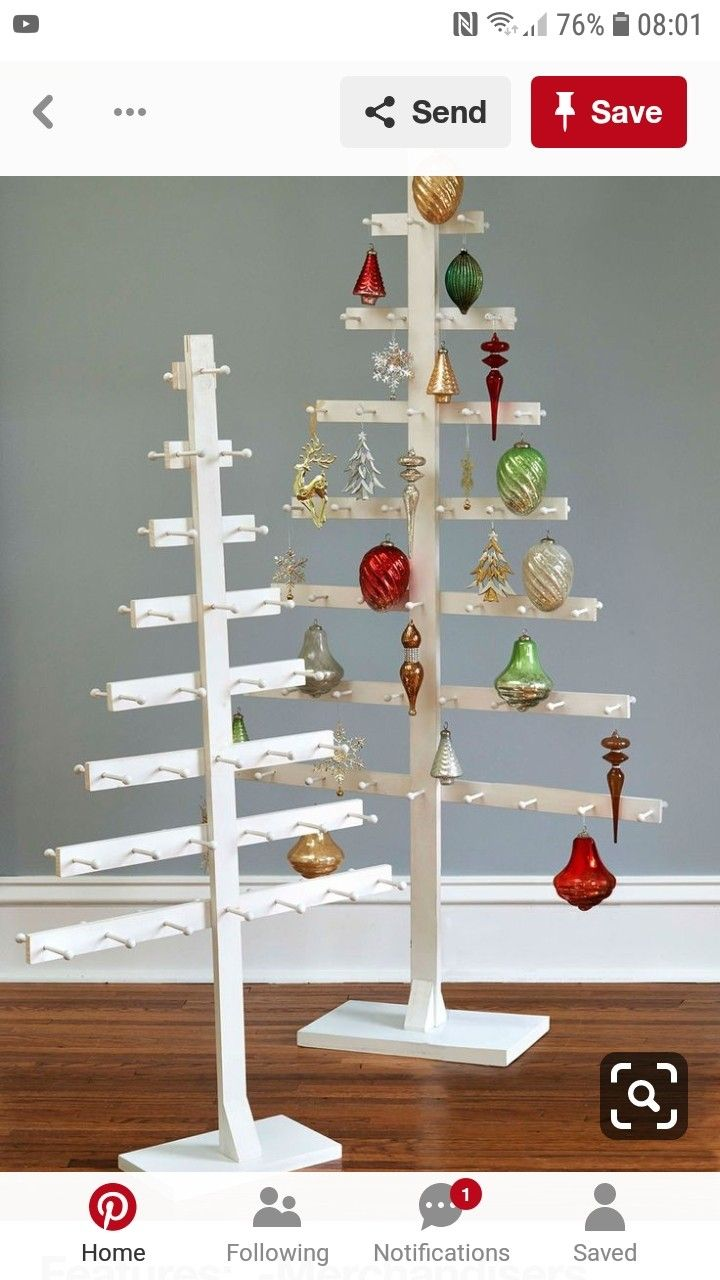 Pin By Katie Bryant On Christmas Ornament Tree Display Christmas Display Christmas Craft Fair